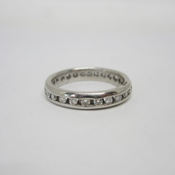 platinum diamond bands