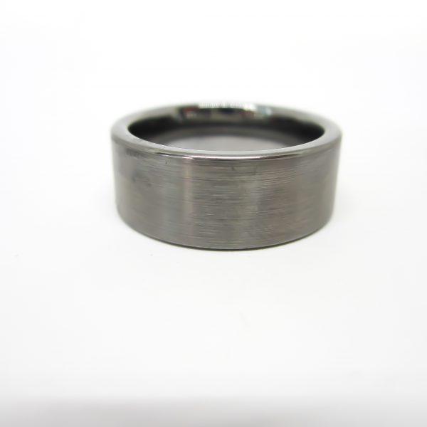 Mens Tungsten Ring, Wedding Band