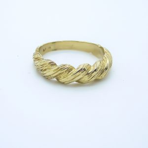 14k Yellow Gold Ring/ Band